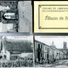 Postales: 20 POSTALES ANTIGUAS DE RUZAFA (VALENCIA) EN ALBUM REPRODUCIDAS. Lote 104066111