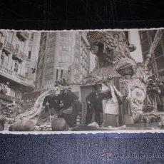 Postales - VALENCIA - FALLAS , FOTOGRAFICA - 14189983