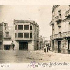 Postales: VINAROZ – PLAZA DE LOS TRES REYES – ED. J. MATIAS. Lote 25761349