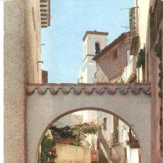 Postales: POSTAL DED BENIDORM - ALICANTE , CIRCULADA . Lote 15087096