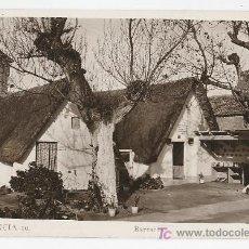 Postales: VALENCIA BARRACAS – 10 DURA. Lote 26233964