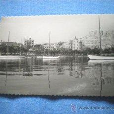 Postales: POSTAL ALICANTE PUERTO VISTA PARCIAL NO CIRCULADA. Lote 15799437