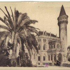 Postales: VALENCIA, CASTILLO DE LA CONDESA DE RIPALDA. Lote 19466203