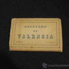 Postales: 10 TARJETAS ANTIGUAS DE VALENCIA CON ESTUCHE. Lote 23603435
