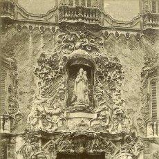 Postales: PS2772 VALENCIA 'PUERTA DEL PALACIO DEL MARQUÉS DE DOS AGUAS'. ED. L.C. PRINC. S. XX. SIN CIRCULAR. Lote 16320222