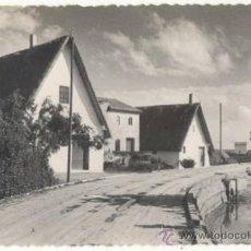 Postales: VALENCIA, BARRACAS TÍPICAS (JDP VALENCIA Nº 284) ESCRITA SIN CIRCULAR (1953). Lote 16616223