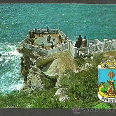 Postcards - postal benidorm - plazoleta del castillo - hnos galiana - 16741761