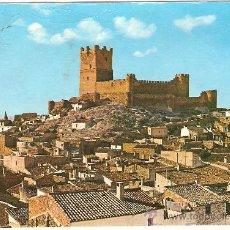 Postales: CASTILLO DE VILLENA. ALICANTE.. Lote 16858967