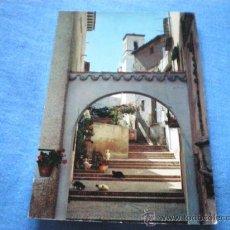 Postales: POSTAL BENIDORM CALLE Y RINCON TIPICO CIRCULADA. Lote 17190810