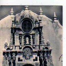 Postales: POSTAL VINAROZ IGLESIA PARROQUIAL. Lote 17196956
