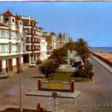 Postales: POSTAL VINAROZ PASEO GENERALISIMO Y PLAYA . Lote 17196997