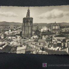 Postales: MIGUELETE PANORAMICA - VALENCIA - AÑO 1.954. Lote 17197036