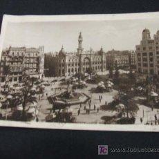 Postales: PLAZA DE EMILIO CASTELAR - VALENCIA - . Lote 17198359