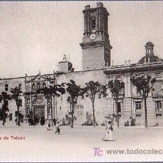 Postales: TARJETA POSTAL ANTIGUA DE VALENCIA. PLAZA DE TETUAN. P. Z.10040. REVERSO NO DIVIDIDO.. Lote 17228678