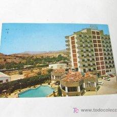 Postales: POSTAL DEL HOTEL ALONE - CALA DE FINISTRAT - BENIDORM. CIRCULADA. Lote 26306138