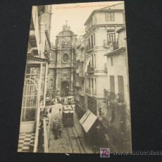 Postales: VALENCIA - FACHADA DE LA CATEDRAL -. Lote 17744885