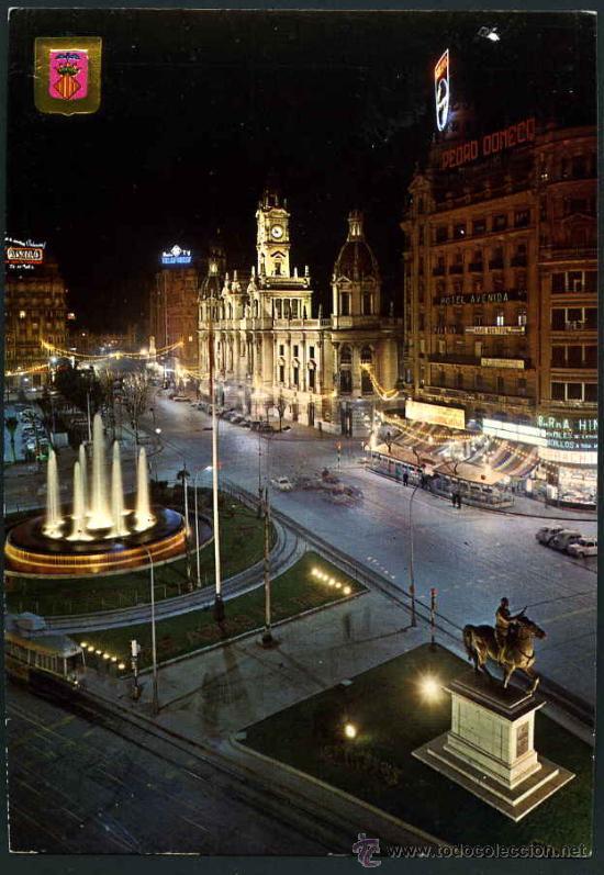 46004VALENCIAVALENCIA (Postales - España - Comunidad Valenciana Moderna (desde 1940))