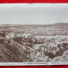 Postales: AGRES - ALICANTE - RARA EDICION. Lote 17909513