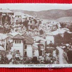 Postales: AGRES - ALICANTE - RARA EDICION. Lote 17909544
