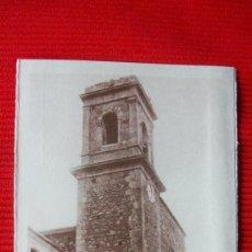 Postales: AGRES - ALICANTE - RARA EDICION. Lote 17909569
