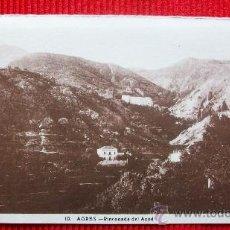 Postales: AGRES - ALICANTE - RARA EDICION. Lote 17909637