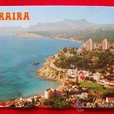 Postales: MORAIRA - JAVEA - ALICANTE. Lote 17927971