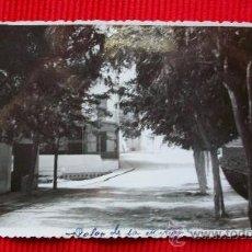 Postales: POLOP - ALICANTE - FOTO. Lote 17928240