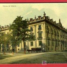 Postales: VALENCIA, FABRICA DE TABACOS, P36023. Lote 17993317