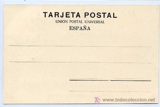 Postales: Carcagente, Valencia. Encajonar naranja. Col. Fdz. Almela Nº 6. Reverso sin dividir - Foto 2 - 23685589