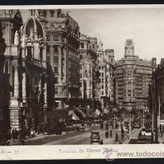 Postales: POSTAL DE VALENCIA Nº 93 AVENIDA DE BLASCO IBÁÑEZ - DURÁ. Lote 18728256