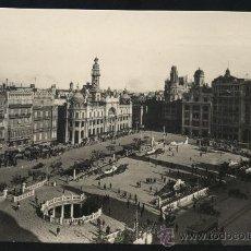 Postales: POSTAL DE VALENCIA Nº21 PLAZA DEL CAUDILLO. Lote 18728373