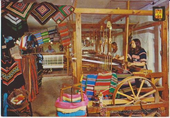 Morella taller de artesania textil david garcia comprar for Taller de artesanias