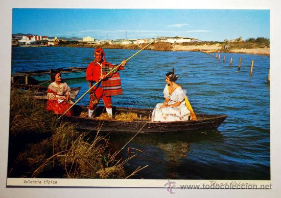 VALENCIA . VALENCIA TIPICA. (Postales - España - Comunidad Valenciana Moderna (desde 1940))