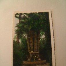 Cartoline: POSTAL DE ELCHE. PALMERAL IMPERIAL Nº 6. RARA, COLOREADA. ED. ARRIBAS. SIN CIRCULAR. POSTAL 182. Lote 24513460
