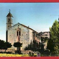 Postales: CINCTORRES, CASTELLON, ERMITA DE NTRA. SRA. DE GRACIA, P41454. Lote 20106796