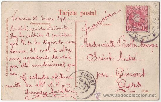 Postales: Reverso - Foto 2 - 24804160
