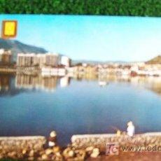 Postales: ALICANTE-DENIA-, ESCRITA ,SELLADA Y CIRCULADA-AÑOS 60. Lote 20617021