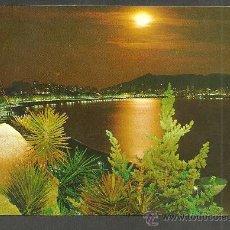 Postales - BENIDORM - VISTA DESDE LA CALA - hnos galiana - circulada , 1977 , sello desprendido - 20594242