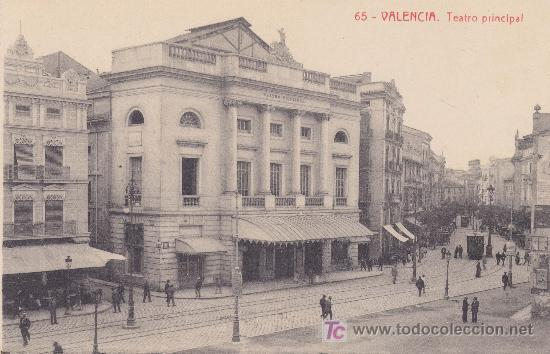 Valencia teatro principal barcelona fototipi comprar for Teatro principal valencia