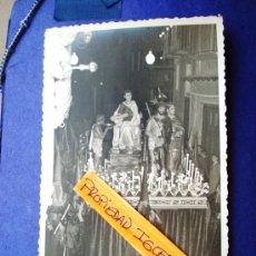 Postales: POSTAL ANTIGUA VINAROZ CASTELLÓN. PASO DE SEMANA SANTA 2. Lote 26610507