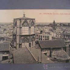 Postales: POSTAL VALENCIA - 85 - CIMBORIO DE LA CATEDRAL (FOTOTIPIA THOMAS, SIN CIRCULAR). Lote 21217531