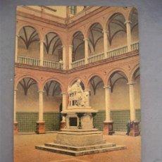 Postales: POSTAL VALENCIA - COLEGIO DEL PATRIARCA (SIN CIRCULAR). Lote 21218304