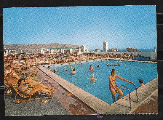 Hotel luna benidorm piscina climatizada en la vendido for Piscina climatizada valencia