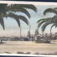 Postales: CASTELLÓN DE LA PLANA.- GRAO.-PUERTO. Lote 21955267