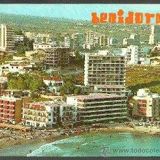 Postales - BENIDORM - ALICANTE - CALA FINESTRAT - HNOS. GALIANA - CIRCULADA - 22965702