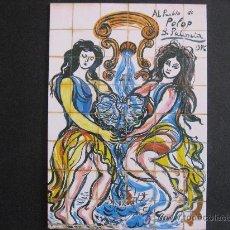 Postales: POLOP DE LA MARINA,ALICANTE.COSTA BLANCA.. Lote 22981056