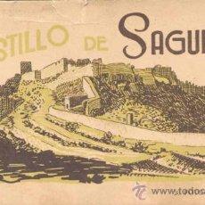 Postales: SAGUNTO(VALENCIA).- ÁLBUM COMPLETO DEL CASTILLO DE SAGUNTO.-20 FOTOGRAFÍAS. Lote 23415768