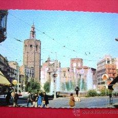 Postales: EL MIGUELETE DESDE LA PLAZA REINA - VALENCIA. Lote 23536418