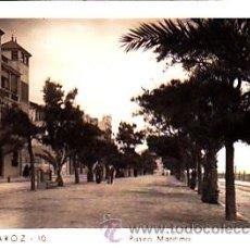 Postales: POSTAL VINAROZ PASEO MARITIMO. Lote 23587441