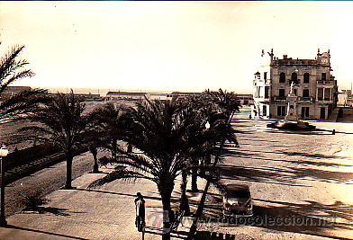 POSTAL VINAROZ PASEO GENERALISIMO (Postales - España - Comunidad Valenciana Moderna (desde 1940))